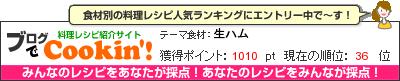 料理レシピ集 byブログでCookin'! 生ハム